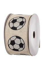 """2.5""""x 10YDS WIRED SPORTS FUN SOCCER"""