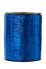 "3/16"" x 500YD HOLOGRAPHIC CURLING RIBBON ROYAL BLUE"
