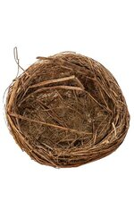 "4.5"" BIRD NEST (PKG/6) NATURAL"