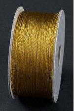 1MM X 144YDS TINSEL CORD GOLD