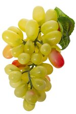 "7"" ROUND GRAPE CLUSTER YELLOW"