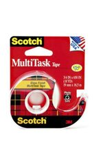 "3/4"" X 650"" SCOTCH MULTITASK TAPE CLEAR"