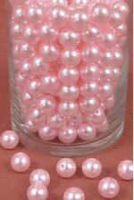 16MM ABS PEARL BEADS PINK PKG(500g)