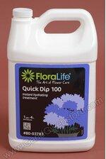 FLOWER QUICK DIP 1 GALLON CLEAR