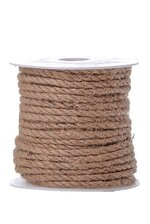 4MM X 20M JUTE ROPE NATURAL