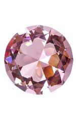80MM DIAMOND PINK