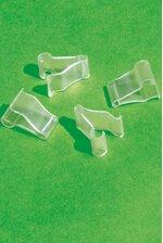 "1"" PLASTIC JUMBO QUICKIE CLIPS PKG/50"
