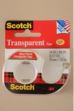 "3/4"" X 300"" SCOTCH TRANSPARENT TAPE"