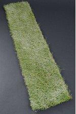 """8"""" X 40"""" GLITTER GRASS MAT GREEN"""