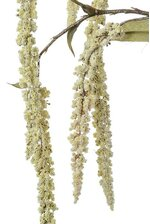 "32"" ARTIFICIAL HANGING AMARANTHUS SPRAY CREAM"