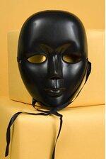 WHOLE FACE MASK BLACK