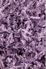 "1/8"" CRINKLE CUT SIZZLE PACK PURPLE PKG/1 LB"