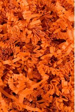 "1/8"" CRINKLE CUT SIZZLE PACK ORANGE PKG/1 LB"