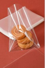 "4"" X 6"" CELLOPHANE BAG CLEAR PKG/100"