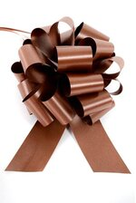 PERFECT BOW PULL RIBBON PKG/10 CHOCOLATE