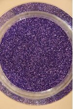 "16OZ X 0.015"" GLITTER PURPLE"