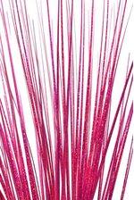 "28"" GLITTER PVC GRASS BUSH BEAUTY"