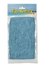 4FT X 12FT FISH NETTING TURQUOISE