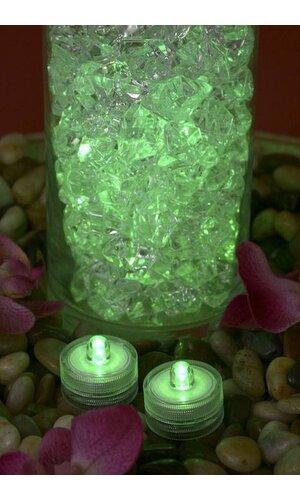 SUBMERSIBLE LIGHT GREEN PKG/12