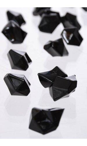 LARGE ACRYLIC CUBE BLACK PKG/1LB
