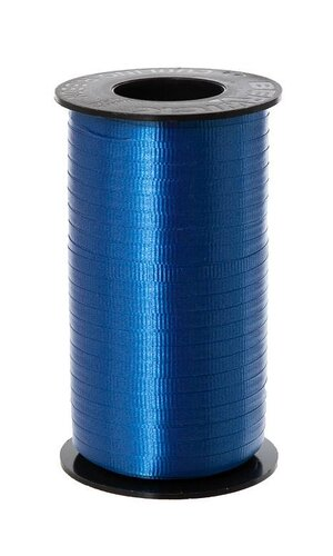 "3/16"" X 500YDS CURLING RIBBON ROYAL BLUE"