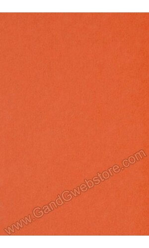 "24"" X 36"" WAXED TISSUE SHEETS TANGERINE PKG/400"