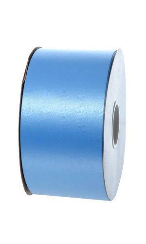"2.75"" X 100YDS FLORA-SATIN COUNTRY BLUE"