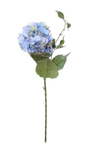 "34"" SILK HYDRANGEA SPRAY BLUE"