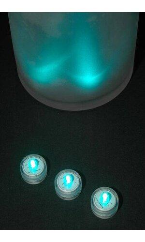 SUBMERSIBLE LIGHT TEAL PKG/10