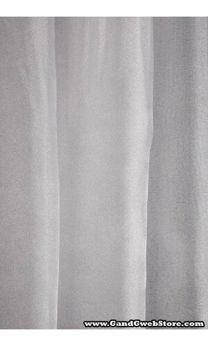 60'' X 15YDS SHIMMER ORGANZA FABRIC WHITE