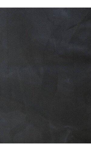 "29"" X 14FT PLASTIC PLEATED TABLE SKIRTING BLACK"