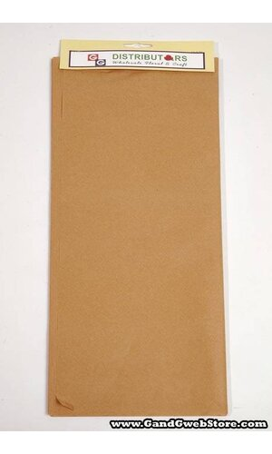 "20"" X 30"" TISSUE PAPER RECYCLED CRAFT PKG/24"