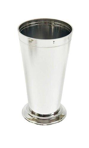 """7.5"""" LARGE MINT JULEP CUP SILVER PKG/6"""
