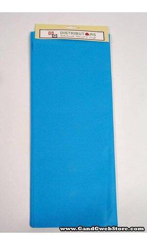 """20"""" X 30"""" TISSUE PAPER FIESTA BLUE"""