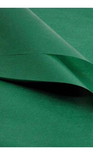 "24"" X 36"" WAXED TISSUE SHEETS GREEN PKG/400"
