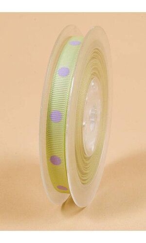 "3/8"" X17YDS GROSGRAIN LIME JUICE #524"
