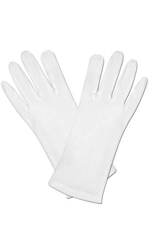 THEATRICAL GLOVES WHITE